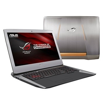 ASUS G752VT GC057T 90NB09X1 M00630 INTEL CORE I7 6700HQ 2