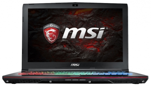 MSI 15 6 GE62 7RE 033RU CORE I7 7700HQ 8GB