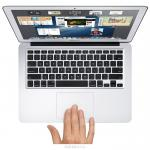 "Apple Ноутбук MacBook Air MD760RU/A 13,3"" Core i5 1.3GHz/4GB/128Gb SSD/HD Graphics 5000"