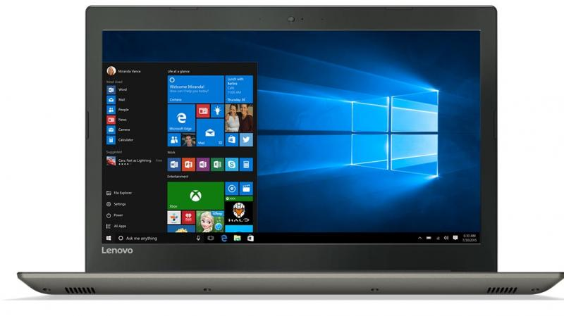 LENOVO 520 15IKBR CORE I5 8250U 4GB 1TB NV MX150