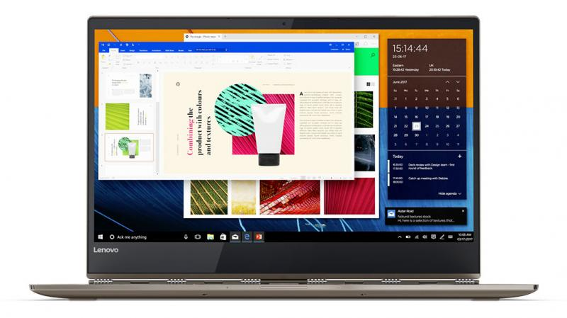 LENOVO YOGA 920 13IKB 13 9 INTEL CORE I5 8250U
