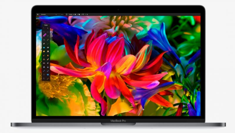 APPLE MACBOOK PRO13 WITH RETINA DISPLAY AND TOUCH BAR 512GB