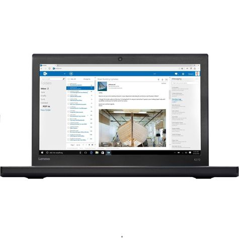 LENOVO THINKPAD X270 CORE I3 7100U 4GB 1TB 12 5