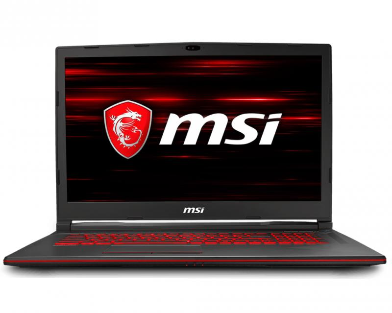 MSI GL73 8RD 247XRU 9S7 17C612 247 INTEL CORE I7