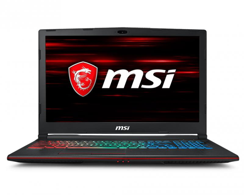 MSI GP63 LEOPARD 8RE 468RU