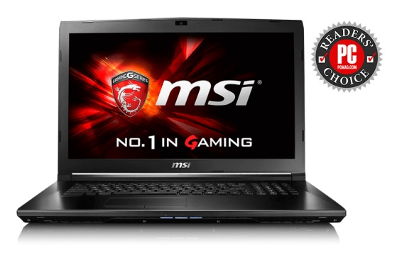 MSI GL72 6QD INTEL CORE I7 6700HQ 2600 MHZ 17