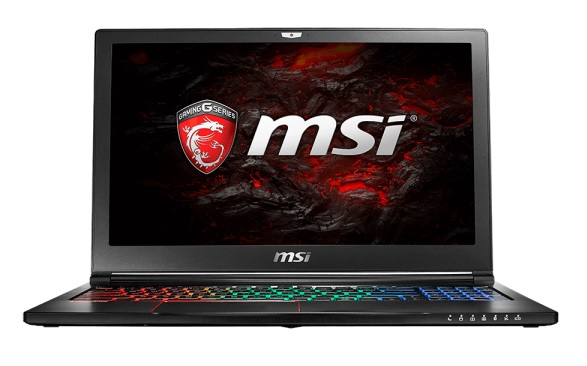 MSI GS63VR 6RF STEALTH PRO 15 6 INTEL CORE I7